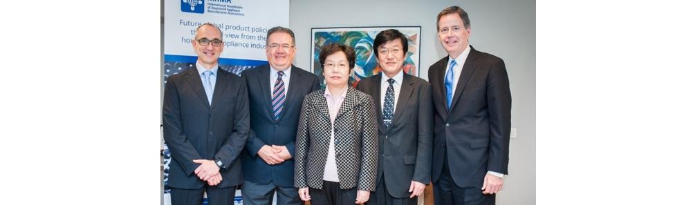 ANFAD integra la mesa redonda internacional de asociaciones de fabricantes de electrodomésticos