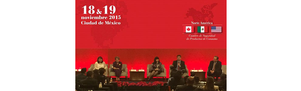 ANFAD en la Cumbre de Seguridad de Productos de Consumo 2015