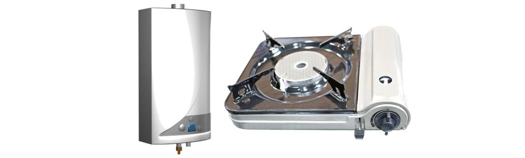 Mejoras a NOM de Calentadores de agua y nueva regulación para Aparatos portátiles para cocinar