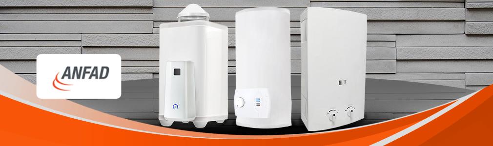 Eficiencia térmica de calentadores de agua a gas