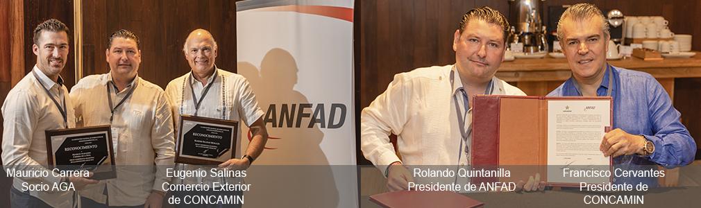 ANFAD celebra su Convención 2018