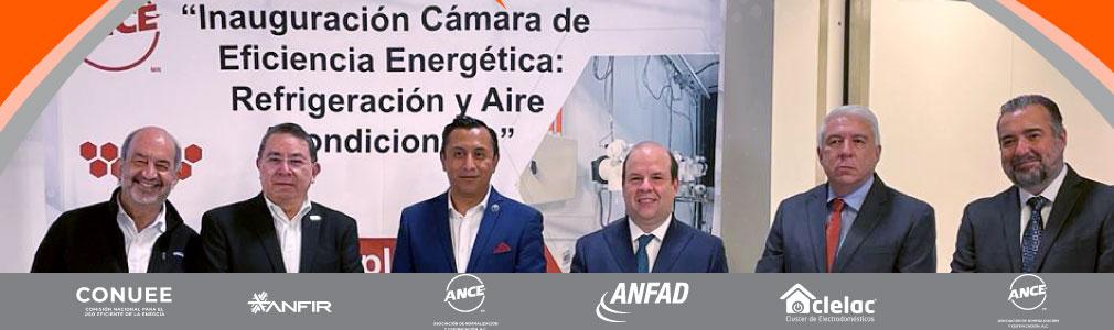 ANFAD en la inauguración de la Cámara de Eficiencia energética de ANCE